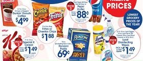 Price Rite Weekly Ad January 10 - January 16, 2020. Falling Prices!