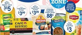 Price Rite Weekly Flyer January 24 - January 30, 2020. Falling Prices!