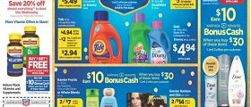 Rite Aid Weekly Ad January 5 - Janaury 11, 2020. Wellness Rewards