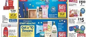 Rite Aid Weekly Ad January 17 - January 23, 2020. Chooose To Start Healthy!