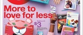 Target Weekly Flyer February 2 - February 8, 2020. More To Love For Less!