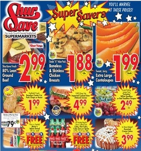 Gerrity's Weekly Circular February 16 - February 22, 2020. Super Savers!