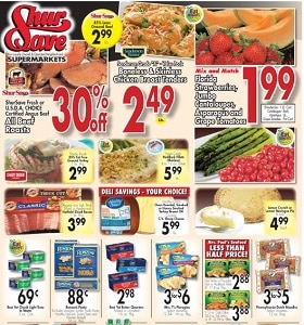 Gerrity's Weekly Ad February 23 - February 29, 2020. All Beef Roasts on Sale!