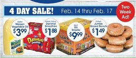 Price Rite Weekly Ad February 14 - February 27, 2020. Incredibly Low Prices!
