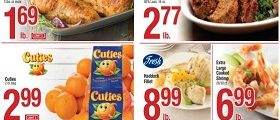 Shaw's Weekly Ad February 14 - February 27, 2020. Boneless Chicken Breast or Thighs