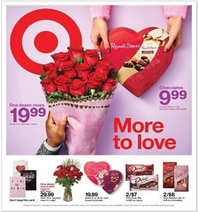 Target Weekly Ad February 9 - February 15, 2020. Love Finding More!