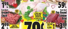 Western Beef Weekly Ad February 6 - February 12, 2020. Whole Chicken Sale!