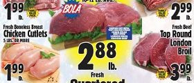 Western Beef Weekly Ad February 27 - March 4, 2020. Quartered Chicken Legs