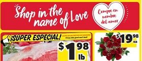 Winn Dixie Weekly Ad February 12 - February 18, 2020. Valentine's Day Deals!