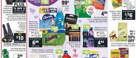 CVS Weekly Circular March 15 - March 21, 2020. Spring Cash Card Event!