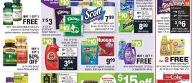 CVS Weekly Ad March 22 - March 28, 2020. Spring Cash Card Event!