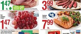 Shaw's Weekly Ad March 6 - March 12, 2020. Beef Petite Sirloin Steak or Roast
