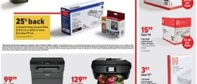 Staples Weekly Deals March 22 - March 28, 2020. Power Through Projects