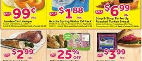 Stop & Shop Weekly Flyer March 20 - March 26, 2020. Slam Dunk Savings!
