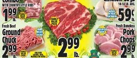 Western Beef Weekly Ad March 12 - March 18, 2020. Happy St. Patrick's Day!