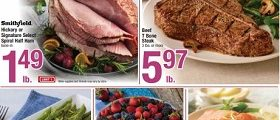 Shaw's Weekly Circular April 10 - April 16, 2020. Hop In For Easter Savings!