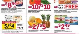 Stop & Shop Weekly Ad April 3 - April 9, 2020. Start Palnning Easter Feast!