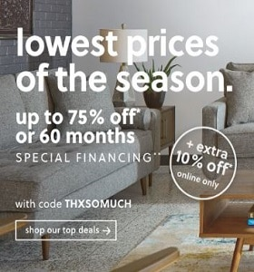 Ashley Furniture Weekly Specials May 5 - May 11, 2020. Work From Home Deals!