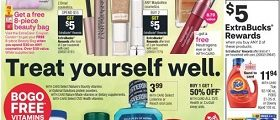 CVS Weekly Ad May 17 - May 23, 2020. Treat Yourself Well!