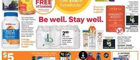 CVS Weekly Ad May 31 - June 6, 2020. Wellness Savings