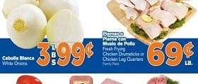 El Super Weekly Ad May 27 - June 2, 2020. Fresh Frying Chicken Drumsticks