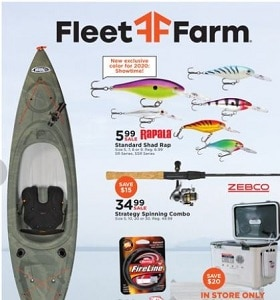 Fleet Farm Weekly Specials May 29 - June 6, 2020. The Back Forty!