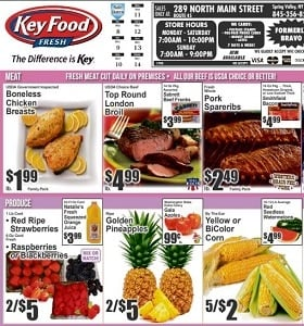 Key Food Weekly Ad May 8 - May 14, 2020. Thank You, Mom!