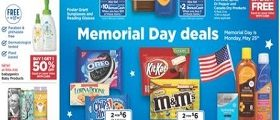 Rite Aid Weekly Ad May 24 - May 30, 2020. Memorial Day Deals!