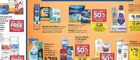 Rite Aid Circular Ad May 31 - June 6, 2020. Buy More, Earn More Bonus Cash!