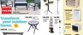 Aldi Weekly Ad June 17 - June 23, 2020. Outdoor Decor!
