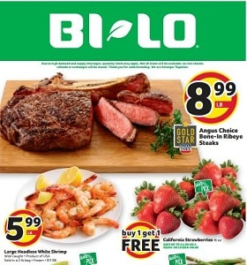 BI-LO Weekly Ad June 3 - June 9, 2020. 100s Of BOGO's!