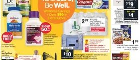 CVS Weekly Circular June 21 - June 27, 2020. Wellness Savings!