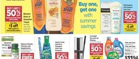 Rite Aid Weekly Flyer June 21 - June 27, 2020. BOGO Summer Savings!