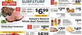 ShopRite Weekly Circular June 14 - June 20, 2020. Father's Day Surf & Turf!