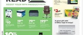 Staples Weekly Ad June 7 - june 13, 2020. Boost WHF Productivity!
