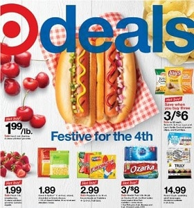 Target Weekly Circular June 28 - July 4, 2020. Celebrate 4th Of July!