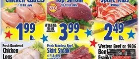 Western Beef Weekly Ad June 25 - July 1st, 2020. Get Ready For The 4th!
