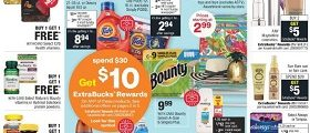 CVS Weekly Flyer July 5 - July 11, 2020. Extra Care Event!