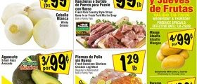 El Super Weekly Ad July 8 - July 14, 2020. Fresh Pork Country Style Strips