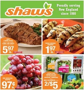 Shaw's Weekly Circular July 17 - July 23, 2020. Back To School Deals!