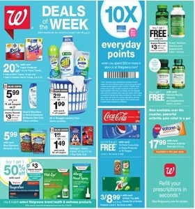 Walgreens Weekly Specials July 12 - July 18, 2020. Olay Facial Skin Care