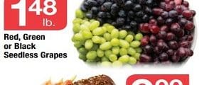 Acme Weekly Ad August 7 - August 13, 2020. Seedless Grapes