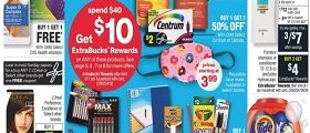 CVS Weekly Ads August 16 - August 22, 2020. Make Your School List!