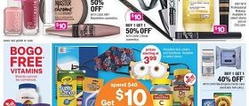 CVS Weekly Ad August 30 - September 5, 2020. Epic Beauty Event!