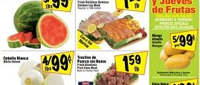 El Super Weekly Ad August 5 - August 11, 2020. Summer Savings!