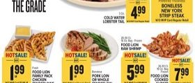 Food Lion Weekly Ad August 12 - August 18, 2020. Savings That Make The Grade!