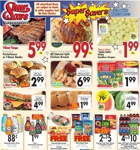 Gerrity's Weekly Ad August 9 - August 15, 2020. Super Savers