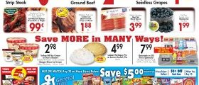 Gerrity's Weekly Ad August 23 - August 29, 2020. Save More!