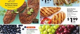 Kroger Weekly Ad August 26 - September 1, 2020. Fall-Back Prices!