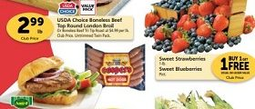 Safeway Weekly Specials August 5 - August 11, 2020. Caspers Franks